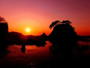 青森県の西海岸を旅しよう!~絶景の日本海と神秘的な白神山地~